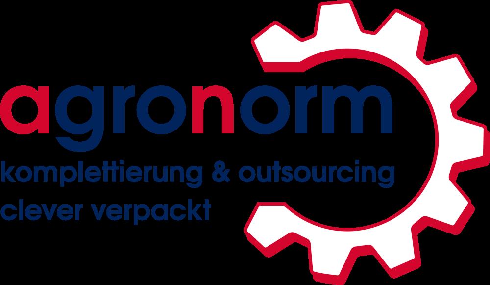 Logo im Fußbereich